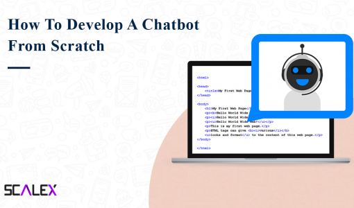 Developing a chatbot from scratch