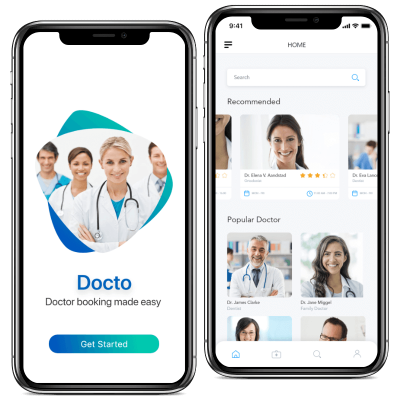 Doctor Booking App 1