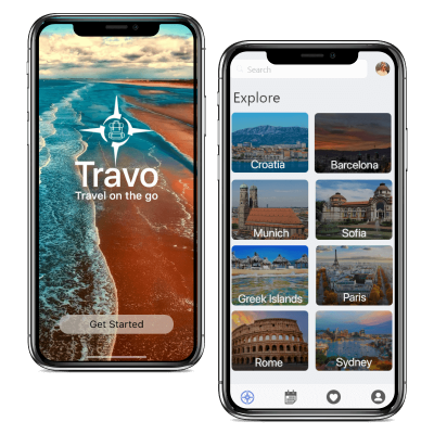 Travel Booking App 1
