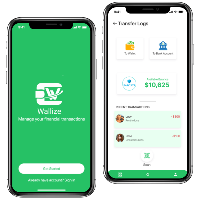 Wallet App 1