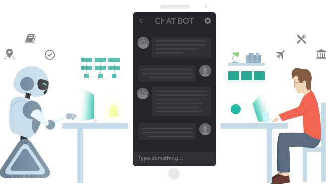 Used in Chatbot Development