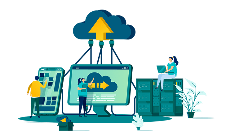 cloud app modernization services