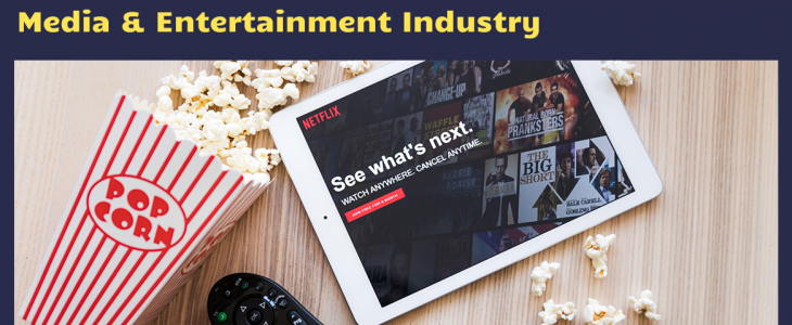 Embracing the Digital Transformation in Media & Entertainment