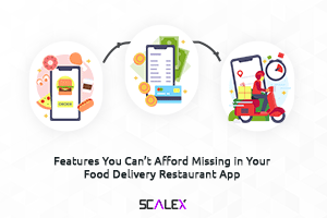 Features You Can't Afford Missing In Your Food Delivery App