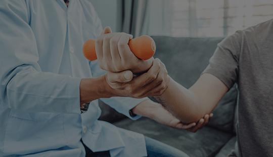 On-Demand Physiotherapist App Development