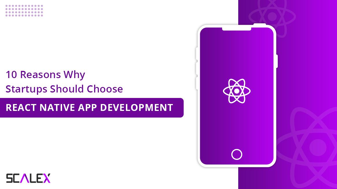 react native app development for startups