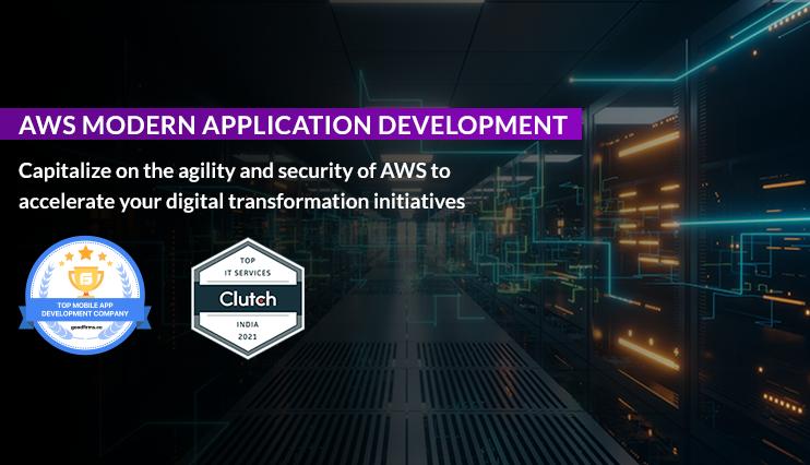 AWS cloud application development services