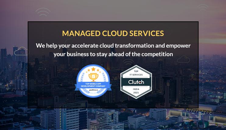 Managed Cloud Service Company